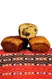 Traditionell sockerkaka Royaltyfria Bilder