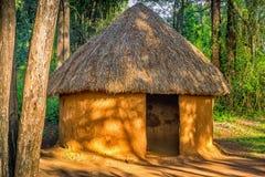 Traditionell stam- koja av kenyanskt folk, Nairobi, Kenya royaltyfria foton