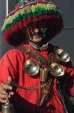 Traditionell tesäljare Royaltyfria Bilder