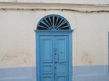 traditionell tunisian för dörr Royaltyfri Bild
