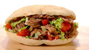 traditionell turk för donermatkebab