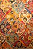 traditionell turk för matta Fotografering för Bildbyråer