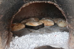 traditionell turk för ugn Arkivbild
