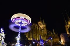 Traditionell tysk festival royaltyfria bilder