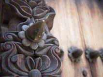 Traditionell zanzibar dörr Arkivfoto