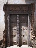 Traditionell zanzibar dörr Royaltyfri Bild