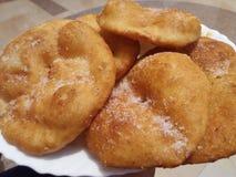 Traditionella arabiska sötsaker arkivfoto