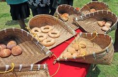 Traditionella bröd av Goa royaltyfri foto