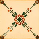 traditionella glasade portugisiska tegelplattor Fotografering för Bildbyråer