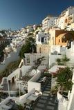 traditionella grekiska hotell Arkivfoto