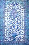 traditionella handgjorda orientaliska tegelplattor för konst Arkivfoto