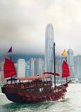 Traditionella Hong Kong arkivbild