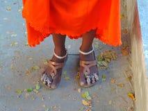 Traditionella indiska smycken fotografering för bildbyråer