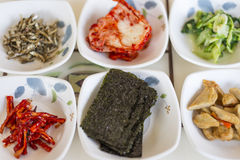 Traditionella Kimchi Arkivbilder