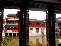 Traditionella Kina royaltyfri bild