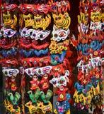 traditionella kinesiska hantverk Royaltyfri Bild