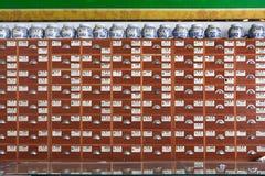 traditionella kinesiska mediciner Royaltyfria Bilder