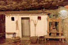 Traditionella moldaviska best?ndsdelar fotografering för bildbyråer