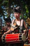 Traditionella musikinstrument för Balinese fotografering för bildbyråer