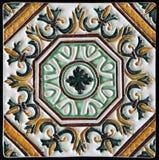 Traditionella tegelplattor från Porto, Portugal royaltyfria bilder