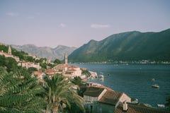 Traditionelle adriatische Landschaft Lizenzfreie Stockfotos
