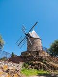 Traditionelle alte Mühle Lizenzfreies Stockbild