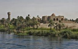 Traditionelle Architektur in Ägypten Stockfotos