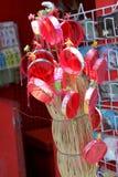Traditionelle Asien-Art des Handwerks Stockfotografie