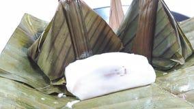 Traditionelle Bonbons Thailands Lizenzfreie Stockfotos