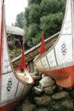 Traditionelle Boote Lizenzfreies Stockfoto