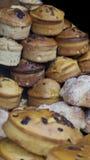 Traditionelle Brote Lizenzfreie Stockfotografie