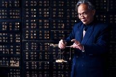 Traditionelle chinesische Medizin lizenzfreie stockfotos