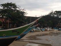 Traditionelle Fischerboote Lizenzfreies Stockbild