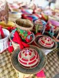 Traditionelle Geschenke Lizenzfreie Stockfotos