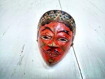 Traditionelle Gesichtsmaske Lizenzfreies Stockfoto