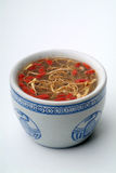 Traditionelle Ginseng-Suppe Stockbilder