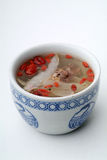 Traditionelle Ginseng-Suppe Lizenzfreie Stockbilder
