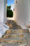 Traditionelle griechische Architektur Stockfotografie
