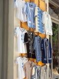 Traditionelle griechische Kostüme, Plaka, Athen, Griechenland stockbild