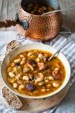 Traditionelle griechische Nahrung Stockfoto