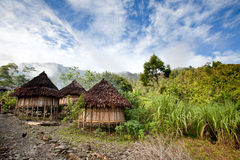 Traditionelle Hütte Lizenzfreie Stockbilder