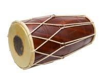Traditionelle indische Trommel lizenzfreie stockbilder