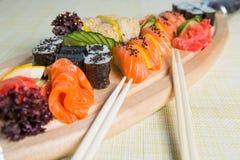 Traditionelle japanische Nahrung Stockbilder