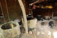 Traditionelle Küche in Vietnam Stockfotografie