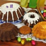 Traditionelle Kuchen lizenzfreies stockfoto