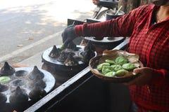 Traditionelle Kuchen des Balinese stockfoto