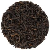 Traditionelle Liu Bao Hei Cha Dark Tea von Guangxi Stockbild
