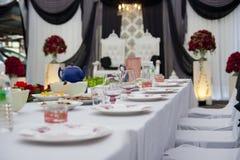 Traditionelle malaysische Hochzeits-Zeremonie stockfotos