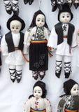 Traditionelle Marionetten Lizenzfreie Stockbilder