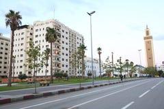 Traditionelle marokkanische Architektur lizenzfreies stockbild